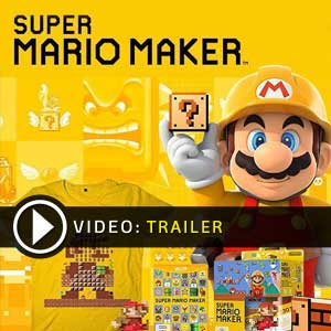 Super Mario Maker Nintendo Wii U CD Key Compare Prices