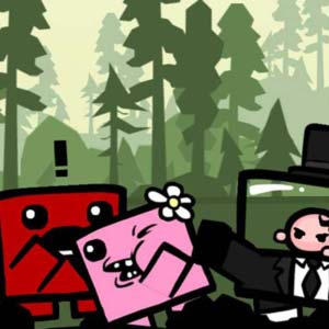 Super Meat Boy - Characters