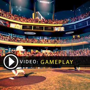 Super Mega Baseball Extra Innings Gameplay Video