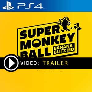 Super Monkey Ball Banana Blitz HD PS4 Prices Digital or Box Edition