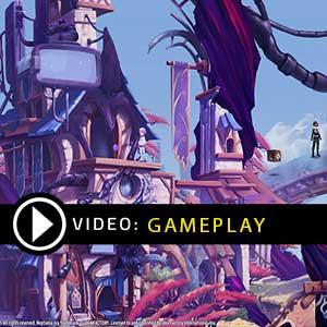 Super Neptunia Nintendo Switch Gameplay Video