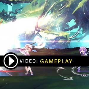 Super Neptunia RPG Gameplay Video