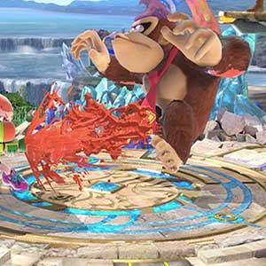 Super Smash Bros Ultimate Nintendo Switch battle