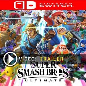 Super Smash Bros Ultimate Nintendo Switch Prices Digital or Box Edition