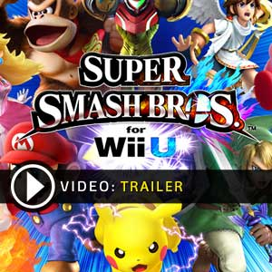 Super Smash Bros Nintendo Wii U Prices Digital or Box Edition