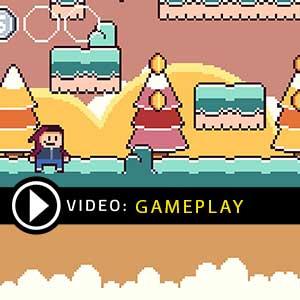 Super Wiloo Demake Gameplay Video