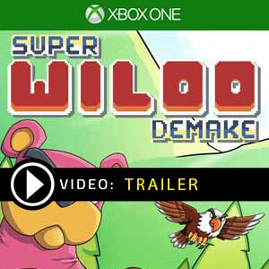 Super Wiloo Demake Xbox One Prices Digital or Edition