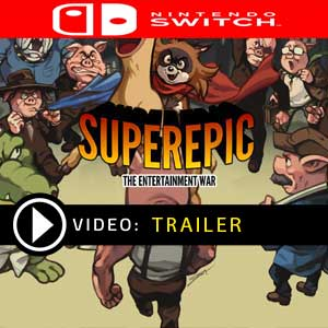 SuperEpic The Entertainment War Nintendo Switch Compare Prices