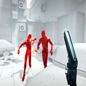 Superhot - Alley