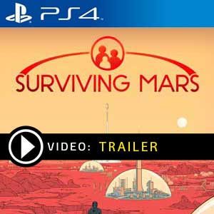 Surviving Mars Ps4 Price Digital or Box Edition