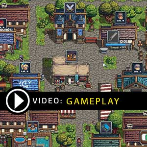 Swag and Sorcery Gameplay Video