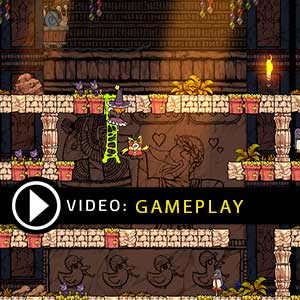 Sweet Witches Gameplay Video