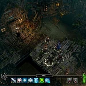 Sword Coast - Party Screenshot