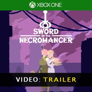 Sword of the Necromancer Video Trailer