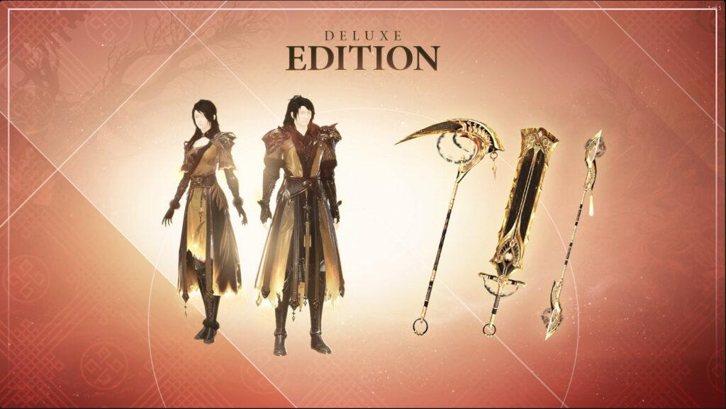 Swords of Legends Online Deluxe Edition