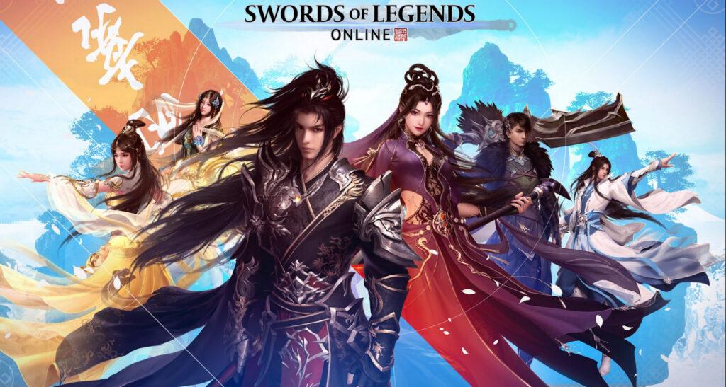 Swords of Legends Online Standard Edition