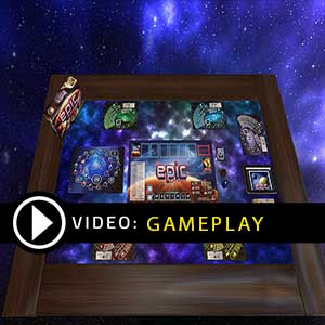 Tabletop Simulator Tiny Epic Galaxies Gameplay Video