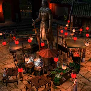 Tale of Wuxia Plaza