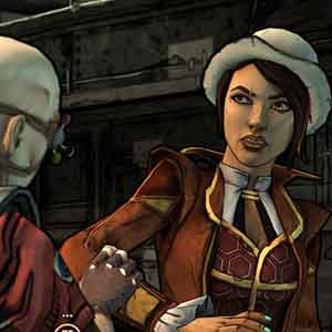 Tales from the Borderlands - Choose One