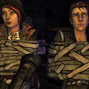 Tales from the Borderlands - Cutscene