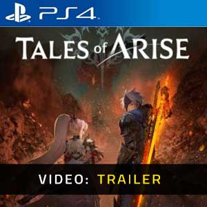 Tales of Arise PS4 Video Trailer