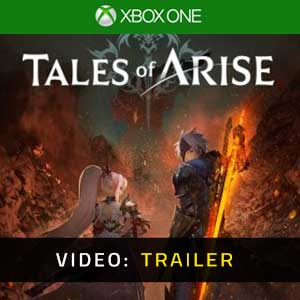 Tales of Arise Xbox One Video Trailer