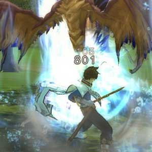 Tales of Zestiria Fight