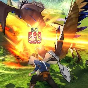 Tales of Zestiria Gameplay