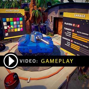Tank Blazers Gameplay Video