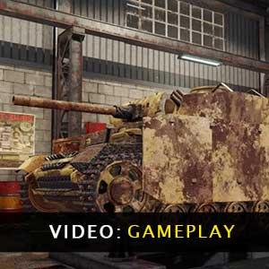 Tank Mechanic Simulator Gameplay Video