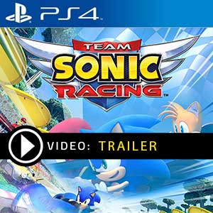 Team Sonic Racing PS4 Prices Digital or Box Edition