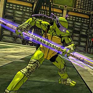 Teenage Mutant Ninja Turtles Mutants in Manhattan PS4 - Gameplay
