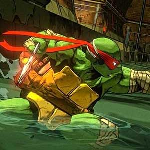 Teenage Mutant Ninja Turtles Mutants in Manhattan PS4 - Fight
