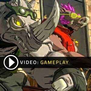 Teenage Mutant Ninja Turtles Mutants Gameplay Video