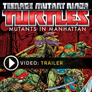Buy Teenage Mutant Ninja Turtles Mutants CD Key Compare Prices
