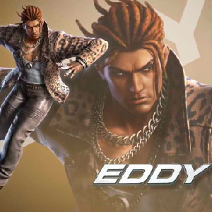 Tekken 7 Eddy Gordo, wins!!!