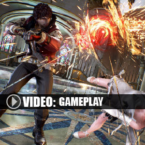 Tekken 7 Video gameplay