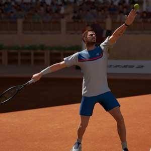 Tennis World Tour 2 service
