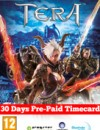 Buy Gamecard Tera 30 days Prepaid Time Card price best deal