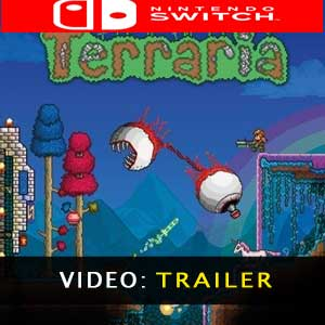 Terraria Nintendo Switch Prices Digital or Box Edition