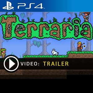Terraria PS4 Prices Digital or Box Edition