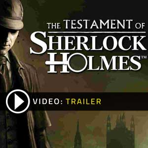 The Testament of Sherlock Holmes Digital Download Price Comparison