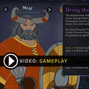 The Banner Saga Gameplay Video