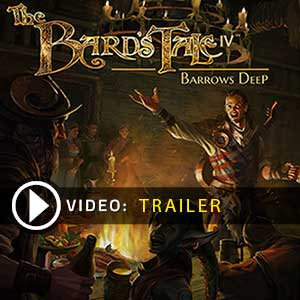 The Bard's Tale 4 Barrows Deep Digital Download Price Comparison