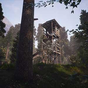 The Beast Inside Watch Tower