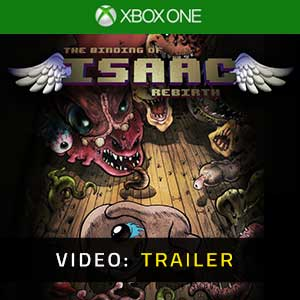 The Binding of Isaac Rebirth Xbox One Trailer Video