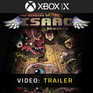 The Binding of Isaac Rebirth Xbox Series X Trailer Video