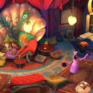 The Book of Unwritten Tales 2 - Point and Click Game Play