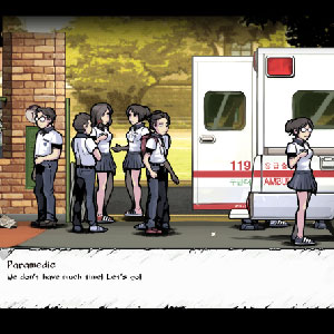 The Coma Recut Screenshot