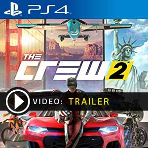 The Crew 2 PS4 Prices Digital or Box Edition